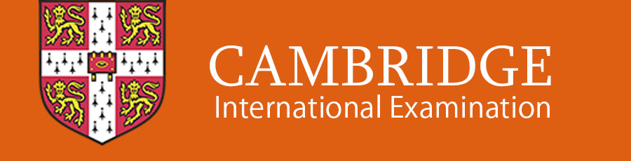 Cambridge Internation Examination